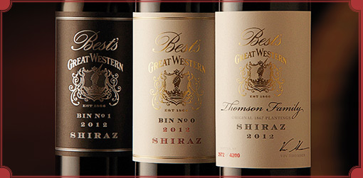 Sing up and win a three pack of Shiraz