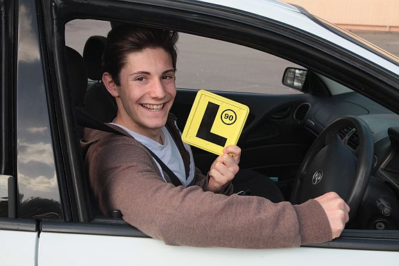 Safer Drivers Boy